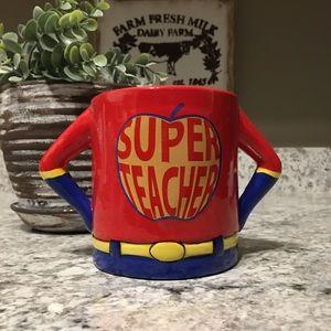 Super Teacher Super Hero Coffee Mug